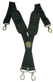 Molded Air Channel Suspenders