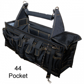 Large 44 Pocket Tool Tray Carrier