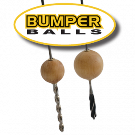 "Bumper Ball Kit - 1 3/4"" & 2 1/4"""