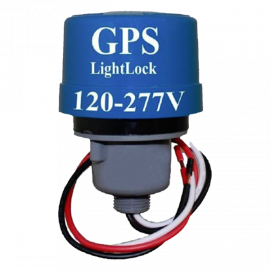 GPS LightLock - Astronomical Timer - Wire-In 120-277VAC