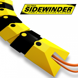 Sidewinder - 3 ft System W/Endcaps -Medium -BK/YW
